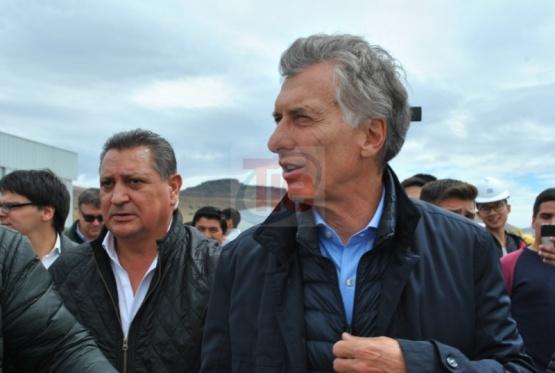 Macri resaltó la importancia de las represas y de la energía renovable