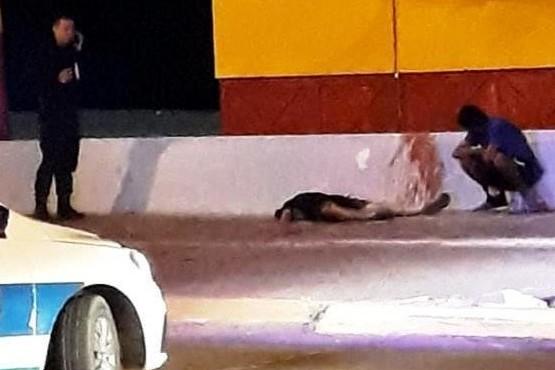 Conmoción por el asesinato de un chico de 15 años en la rambla de Playa Unión