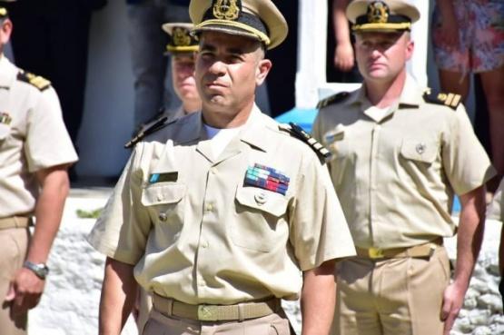 Nuevo jefe de Prefectura en Puerto Deseado