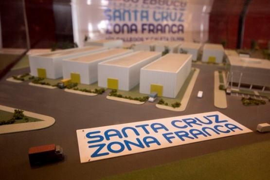 Qué dice la resolución por la cual se habilitó la Zona Franca