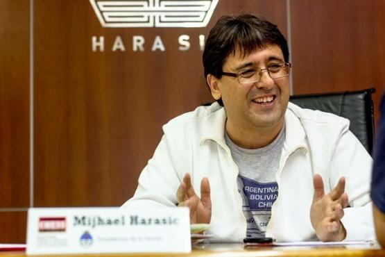 """Harasic sostuvo que """"lo de los autos es una decisión política"""""""
