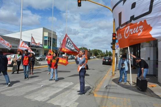 CTA realiza radio abierta en repudio de los tarifazos