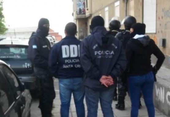 Cuatro detenidos sospechados de varios robos a mano armada