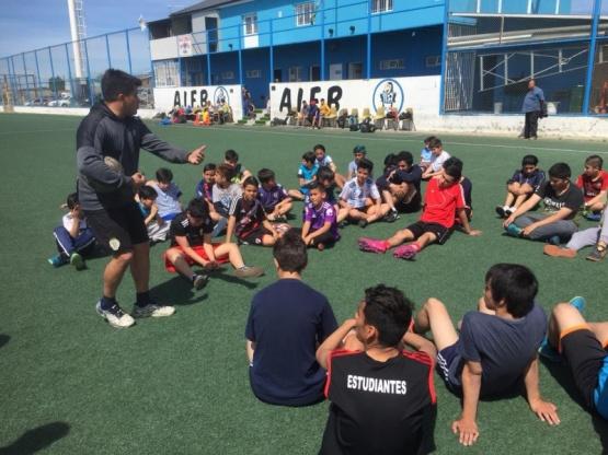Arrancó la pretemporada infantil de la Liga de los Barrios