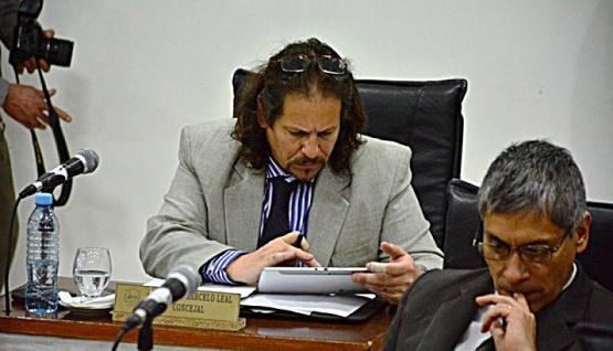 Alejandro Leal (FPV).