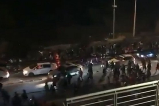 Murieron dos personas durante la evacuación por la amenaza de tsunami en Chile