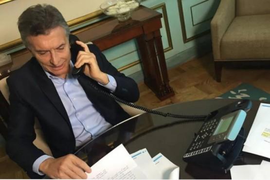 Macri se comunicó y solidarizó con Epuyén por el brote de hantavirus