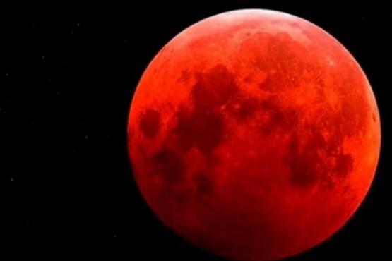 Superluna de sangre: dónde y cuándo verla