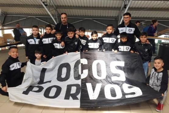 Unión Santacruceña llegó a La Serena y está listo para debutar