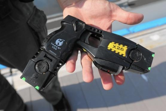 ¿En qué casos usarán las pistolas eléctricas Taser en Chubut?