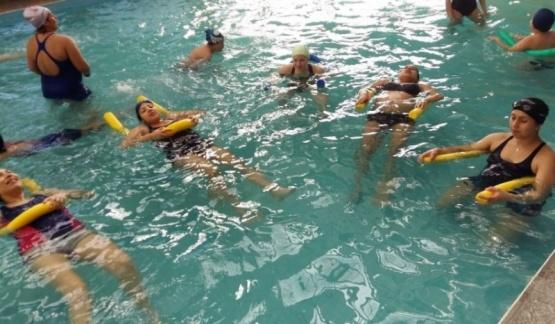 Pico truncado: taller de hidroterapia y Esferodimania