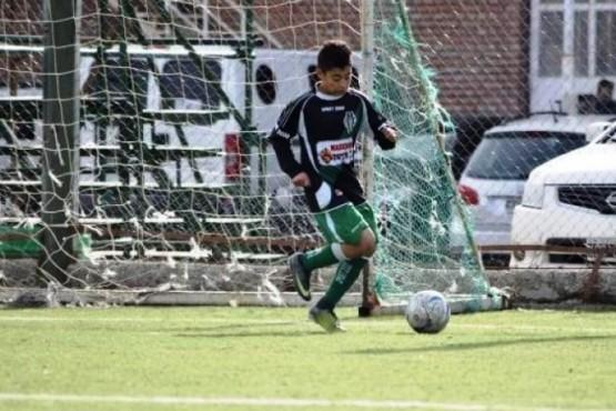 Lisandro sigue con el sueño de poder jugar en Italia