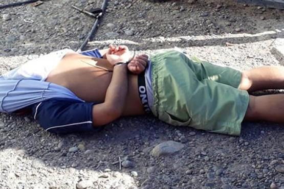 Atraparon al asesino que había huido de la Alcaidía Policial