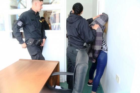 Tres detenidos en frustrado asalto a una agencia de quiniela