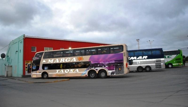 Terminal de Ómnibus de Río Gallegos (C.G)