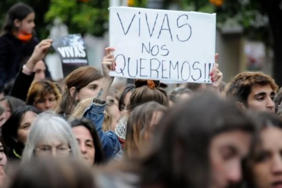 Piden declarar la emergencia nacional en violencia de género por dos años