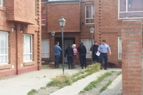 Policía allanó domicilio por el robo a mano armada del 'Mirador'