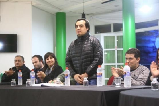 Julio de 2016 asumió Velásquez (Foto archivo)