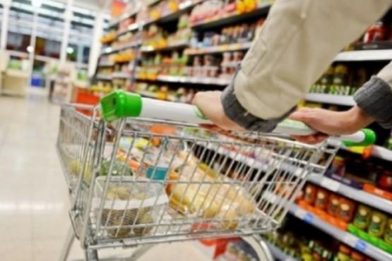 Cayó la venta en supermercados por quinto mes consecutivo