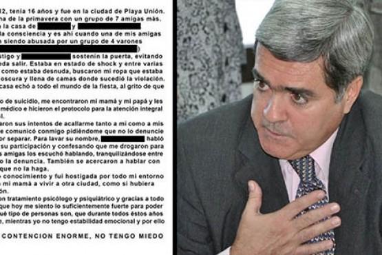 """Fiscal investiga una """"violación en manada"""" ocurrida en Playa Unión en 2012"""