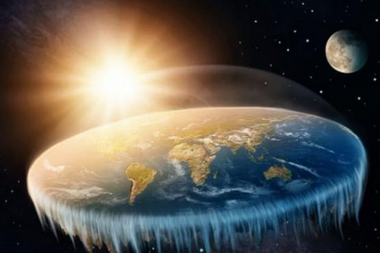 La Flat Earth Society, que tiene miles de seguidores, asegura que nuestro planeta es plano. FOTO: CEDOC