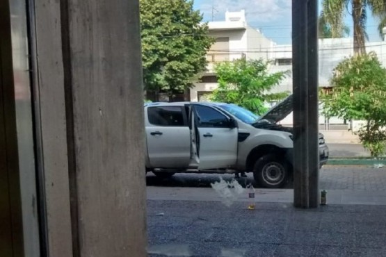 Un policía quiso evitar un robo y mató accidentalmente a su mujer