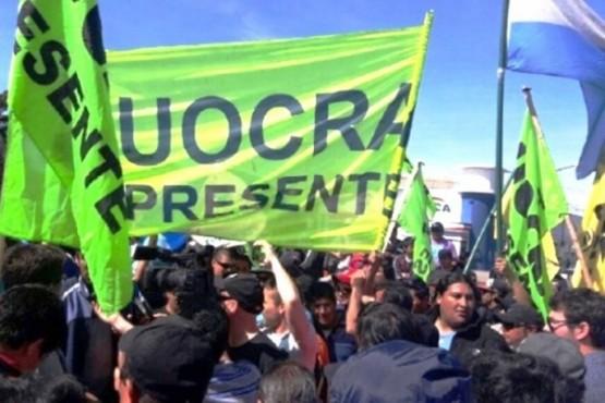 Denuncia que quieren trasladar la sede de UOCRA a San Julián