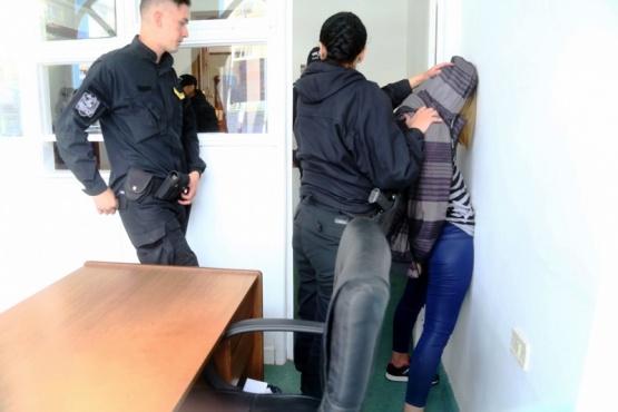 """Continúan detenidos los tres sospechosos de intentar asaltar la """"Agencia 314"""""""