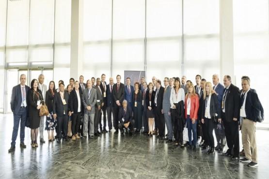 Municipio representado en el Encuentro de la Red Mundial de Ciudades