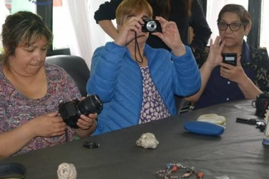 Se realizó el taller de fotografía para adultos