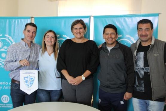 Se realizaron revisiones médicas a jugadores del Club Hispano Americano