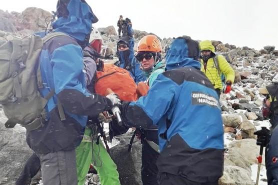 Ya son cuatro los andinistas y escaladores muertos en la zona de El Chaltén en más de un mes.