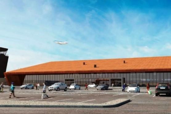 Se invertirán 1150 millones de pesos en la renovación del Aeropuerto de Esquel