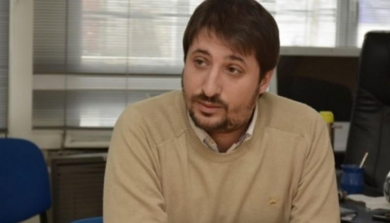 Director de la ASIP, Leandro Zuliani