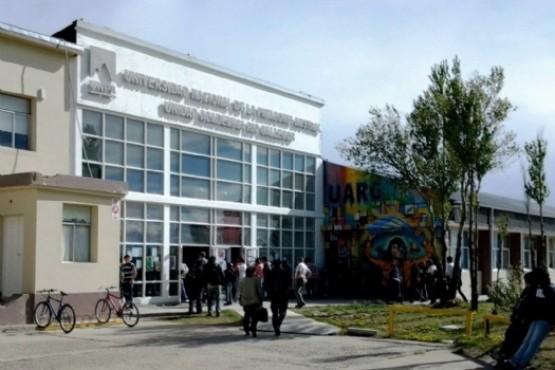 Unidad Académica Río Gallegos de la Universidad Nacional de la Patagonia Austral.