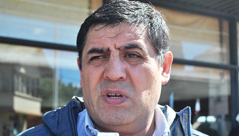 Secretario Coordinador, Fabián Pérez. (J.C.C)