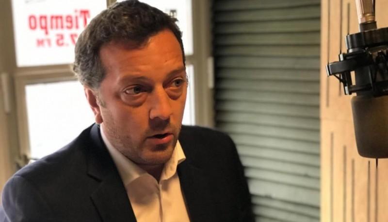 Ignacio Perincioli, Ministro de Economía (Foto archivo)
