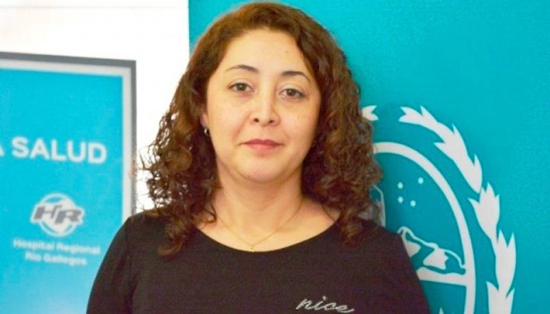 Evelyn Ruiz.