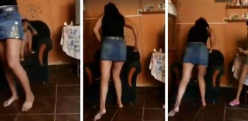 Tres nenas grabaron el maltrato de su madre en Córdoba