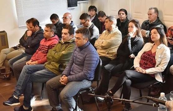 El 12 de marzo inicia juicio por causa de corrupción