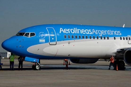 Aerolíneas Argentinas lanzó nuevas tarifas para competir con las Low Cost