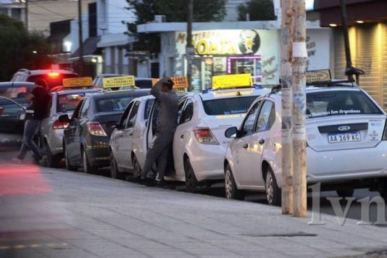 Los asaltos a taxistas no paran