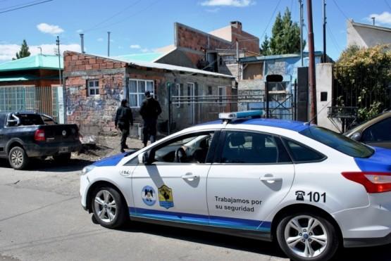 Cuatro personas fueron detenidas por el robo a dos viviendas