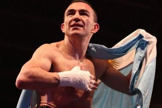Narváez volvería a pelear en marzo
