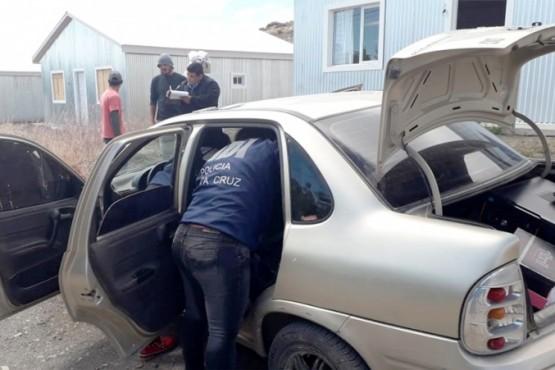 Un hombre fue detenido por el robo de herramientas