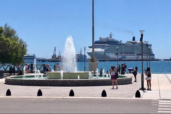 Aumentó un 6% la llegada de turistas a Puerto Madryn