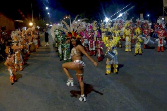 Exitoso comienzo de los Carnavales