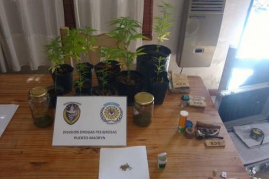 Golpe al narcotráfico: investigan conexión con el doble crimen en la ciudad