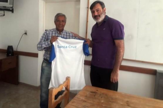 Desarrollo Social se reunió con el Presidente de la liga norte de fútbol
