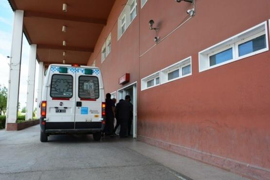 Joven hospitalizado tras ser apuñalado en una gresca